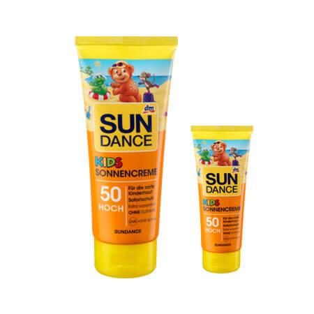 Kem chống nắng Sundance kid SPF 50