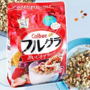 Ngũ cốc Nhật calbe