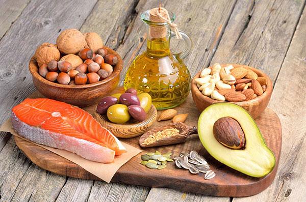 Thực phẩm giàu chất béo tốt cho bé